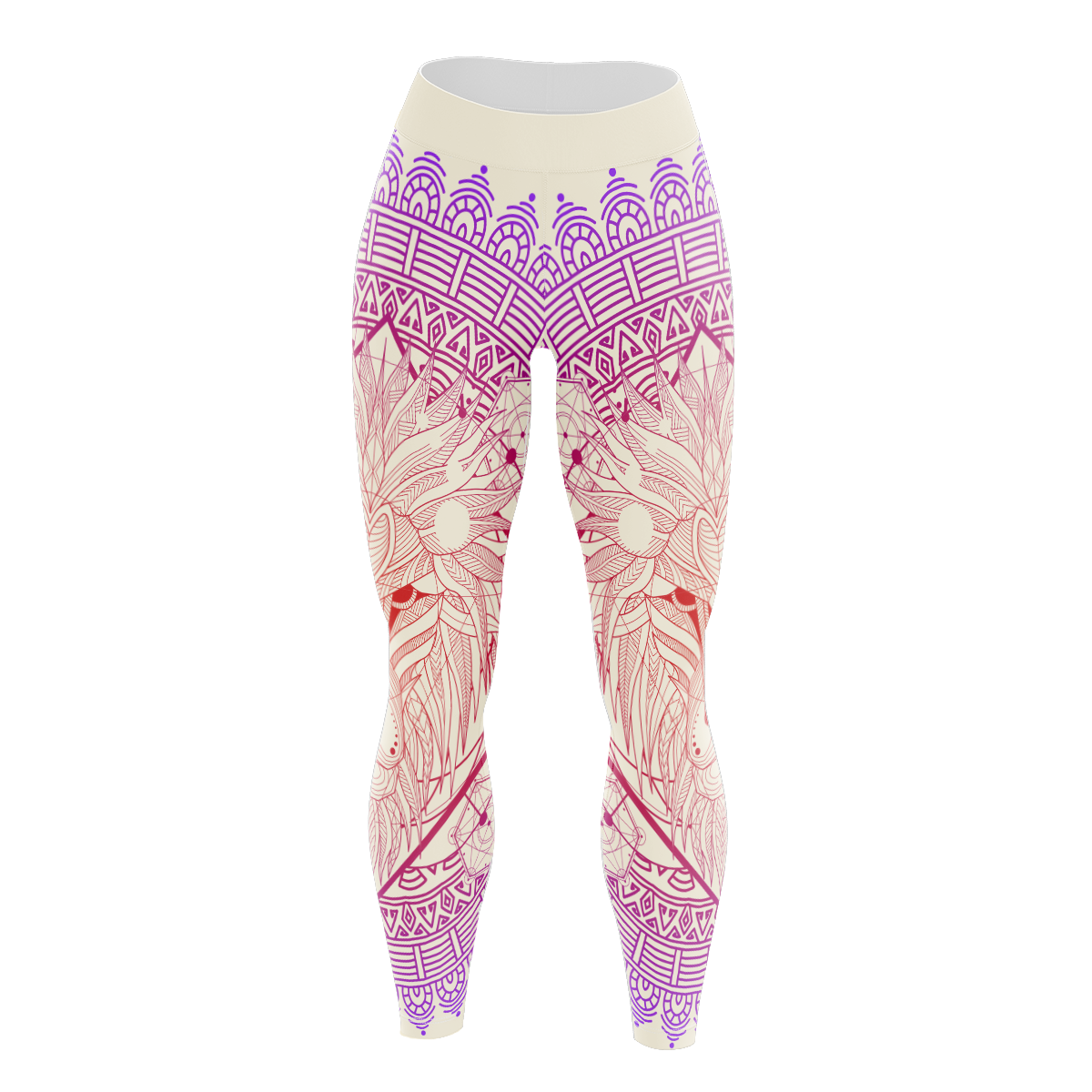 Ancient Lion Unisex Tights