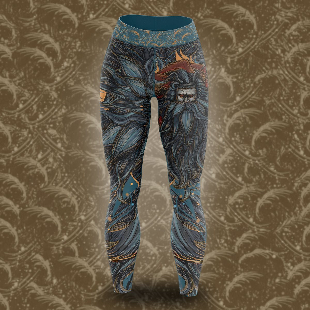 Svarog Unisex Tights S Leggings