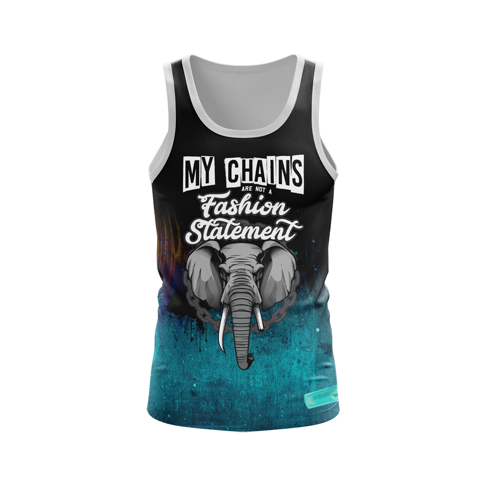 My Chains Unisex Tank Tops Tanktop
