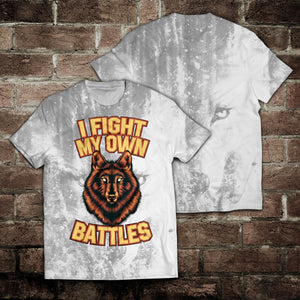 My Own Battles Unisex T-Shirt