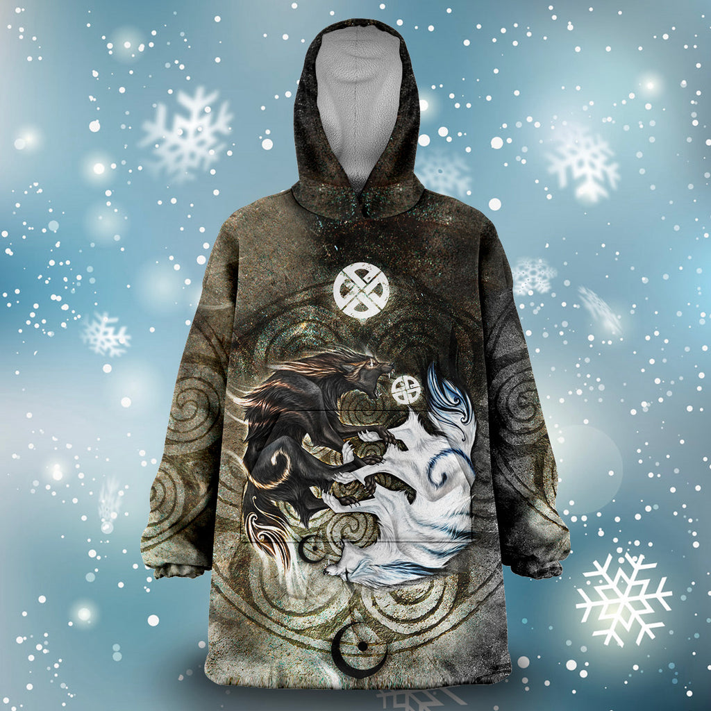 Legend of Light & Darkness Oversized Hoodie