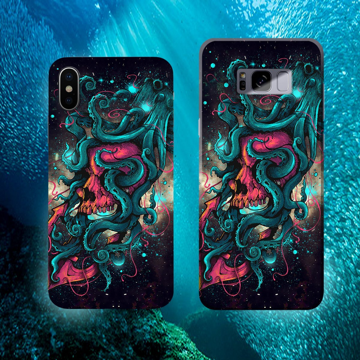 Keeper Of The Sea Phone Case