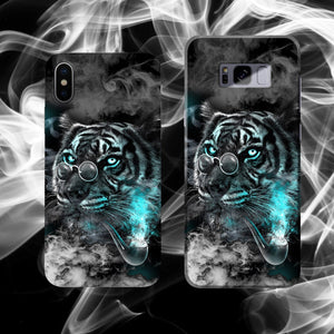 Gentle Tiger Phone Case