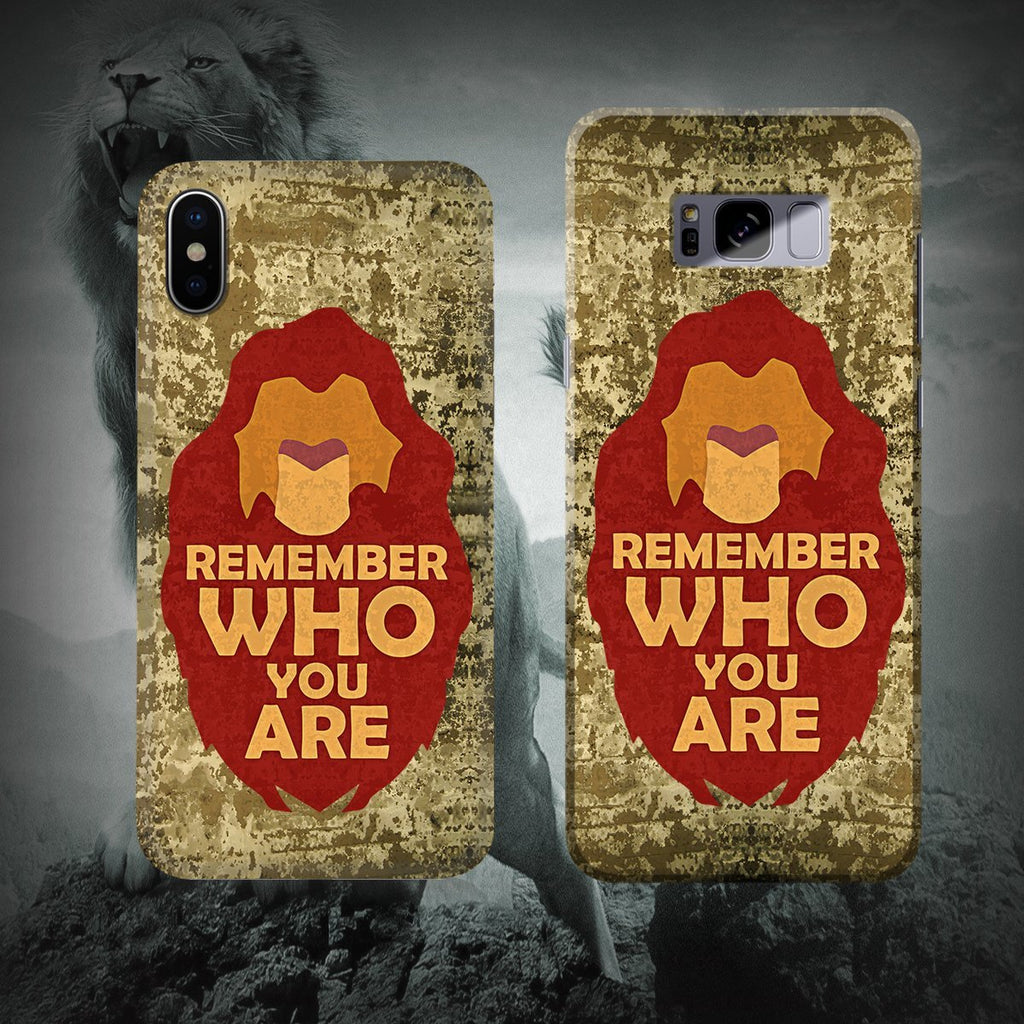 Who You Are Phone Case