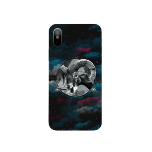 Horns & Space Phone Case Iphone 6