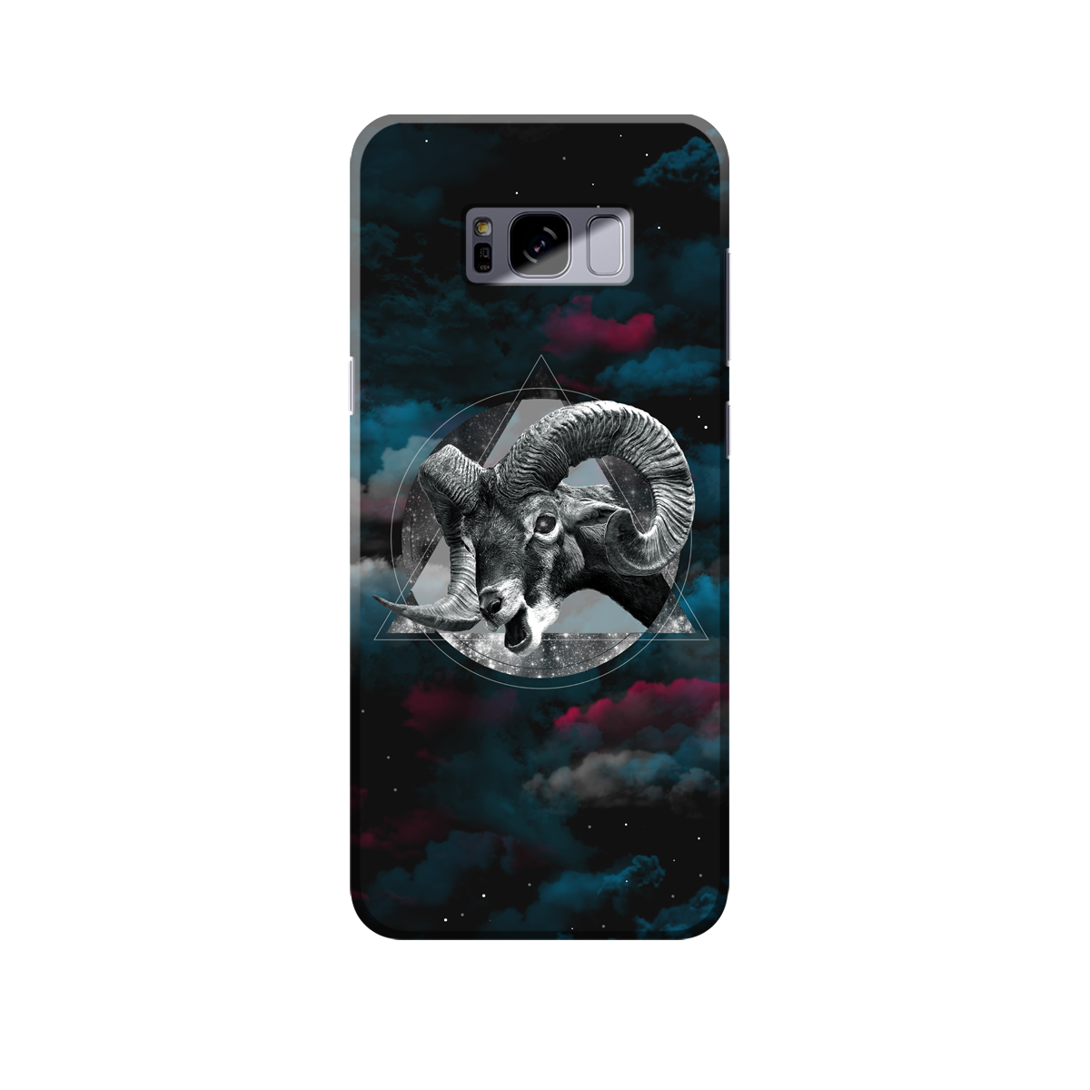 Horns & Space Phone Case Samsung S7