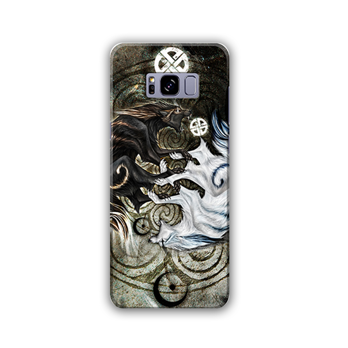 Legend Of Light And Darkness Phone Case Samsung S7