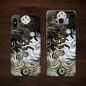 Legend Of Light And Darkness Phone Case
