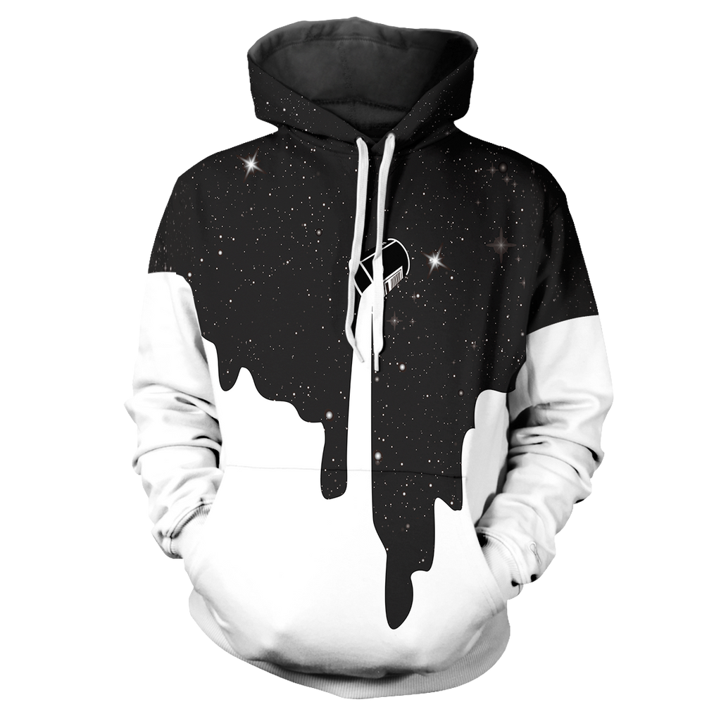 Duality Unisex Pullover Hoodie