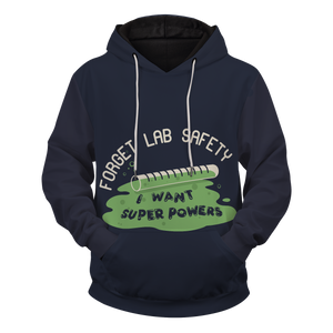 Forget Lab Safety Unisex Pullover Hoodie