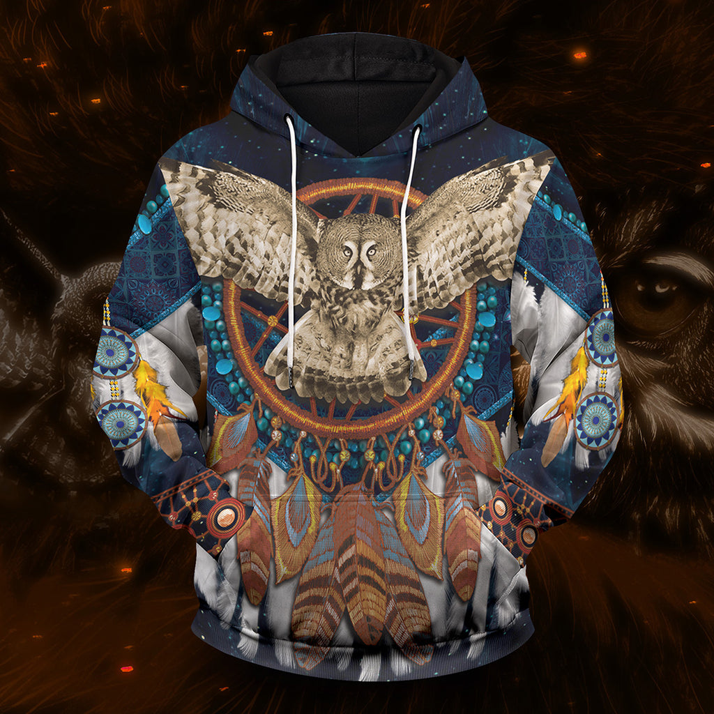 Magnificent Furry Dream Catcher Unisex Pullover Hoodie