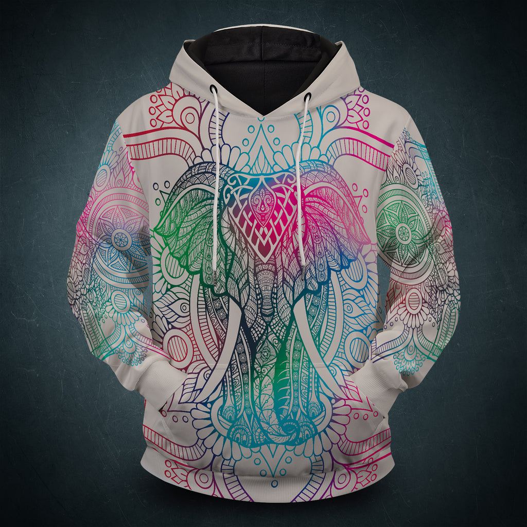The Gentle Giant Unisex Pullover Hoodie
