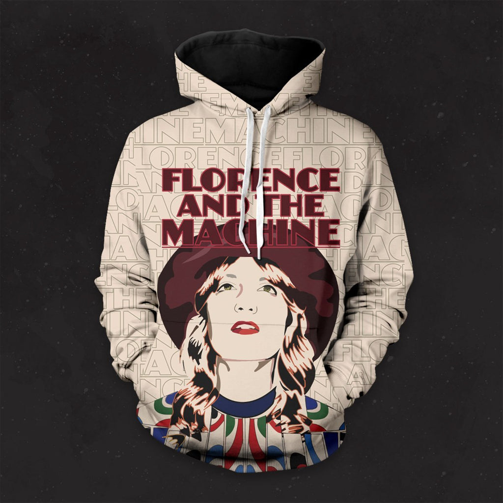 Florence & The Machine Unisex Pullover Hoodie S