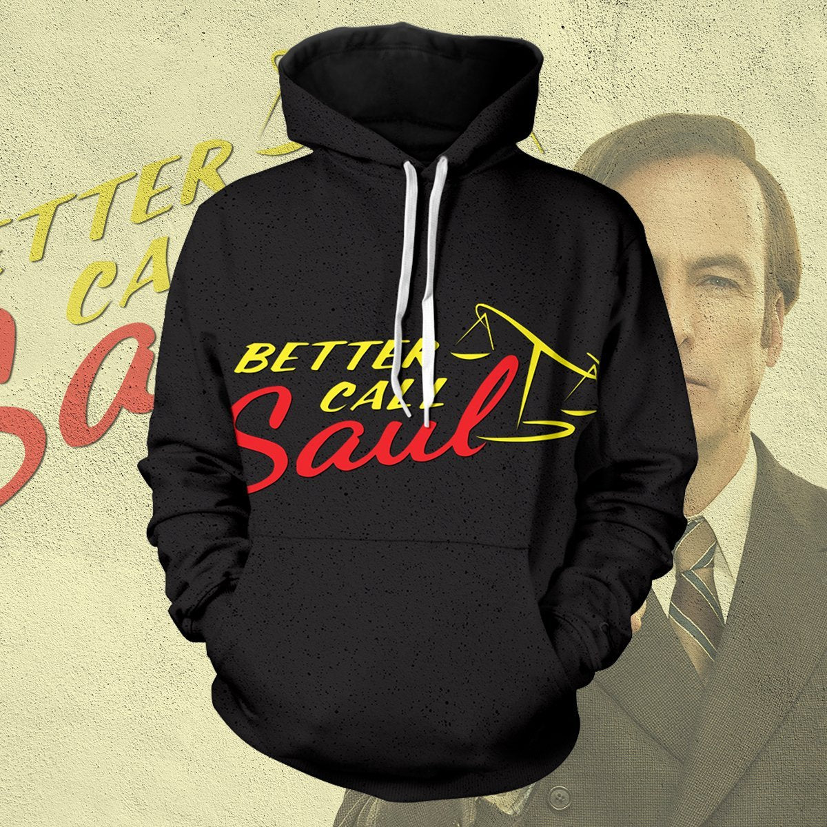 Better Call Saul Unisex Pullover Hoodie S