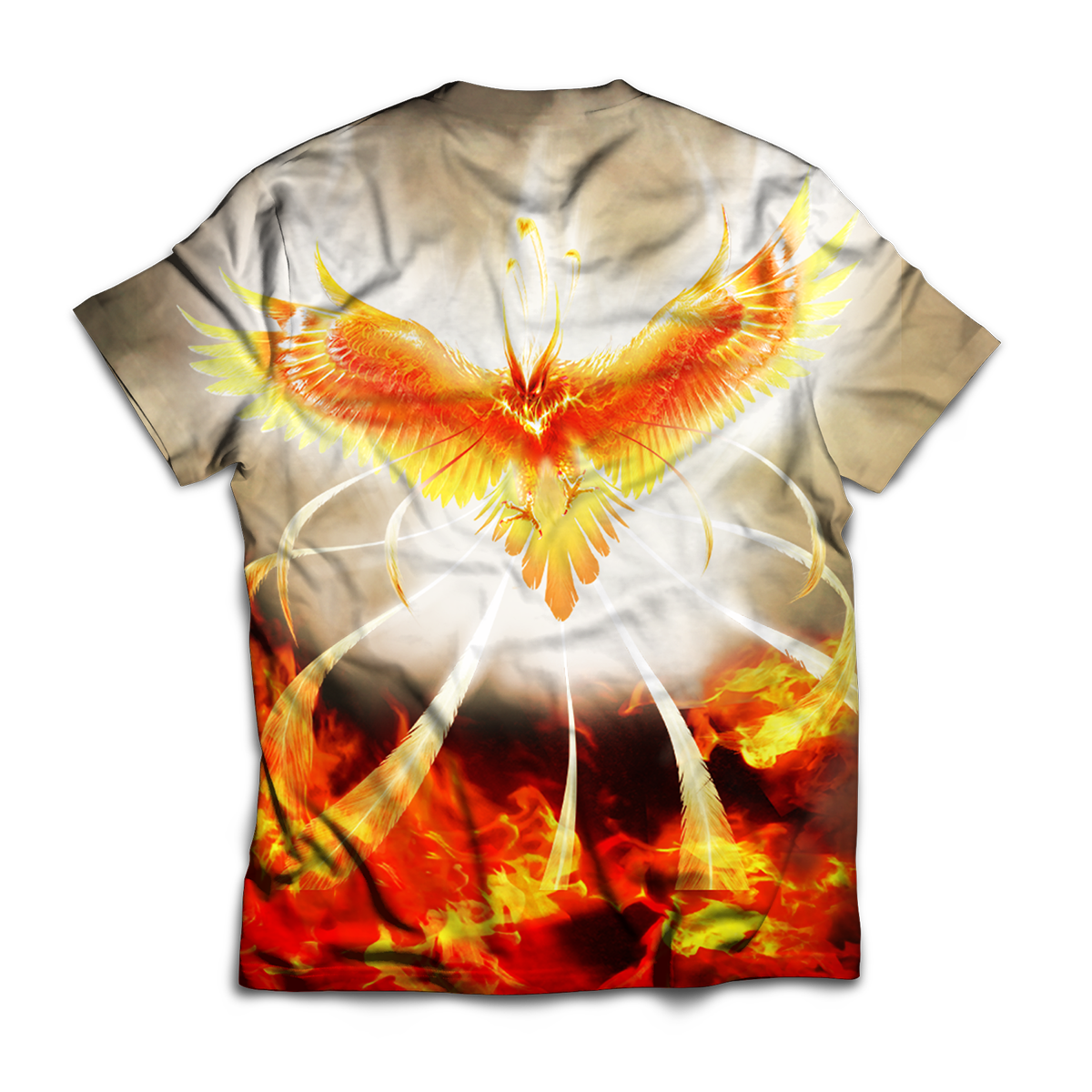 Flight Of Radiance Unisex T-Shirt