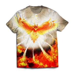 Flight Of Radiance Unisex T-Shirt S