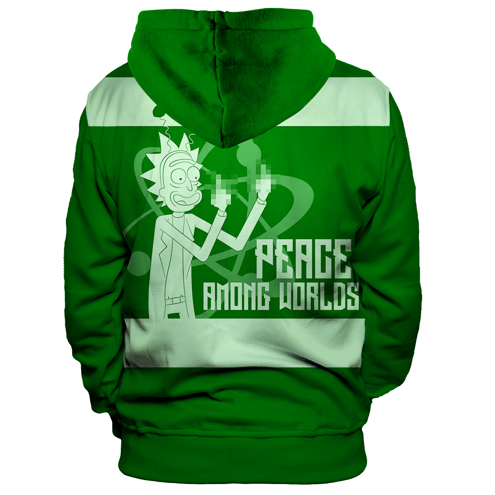 Peace Among Worlds Unisex Pullover Hoodie