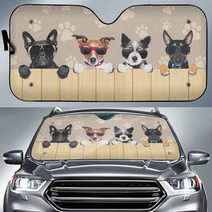 Good Boys Auto Sun Shade