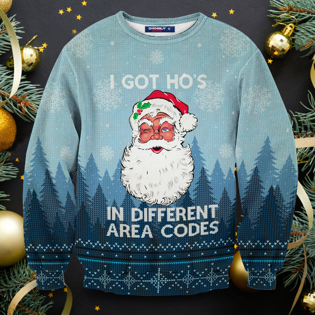 I Got Ho_s Unisex Sweater