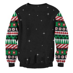 Santa Unicorn Unisex Sweater