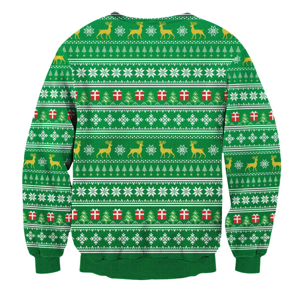 Save a Christmas Tree Unisex Sweater