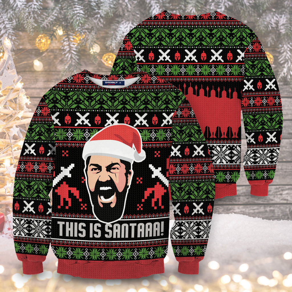 This is Santa Unisex Sweater