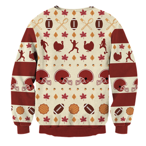 Turkey Football Unisex Sweater