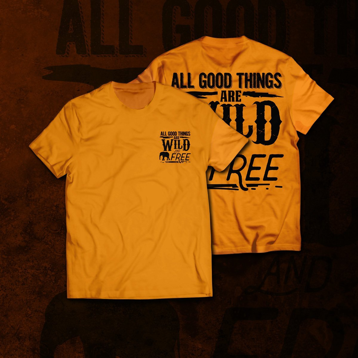 All Good Things Unisex T-Shirt S
