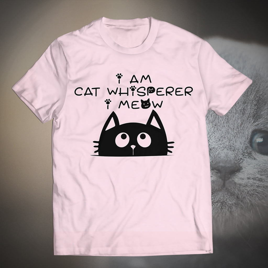 Cat Whisperer Unisex T-Shirt
