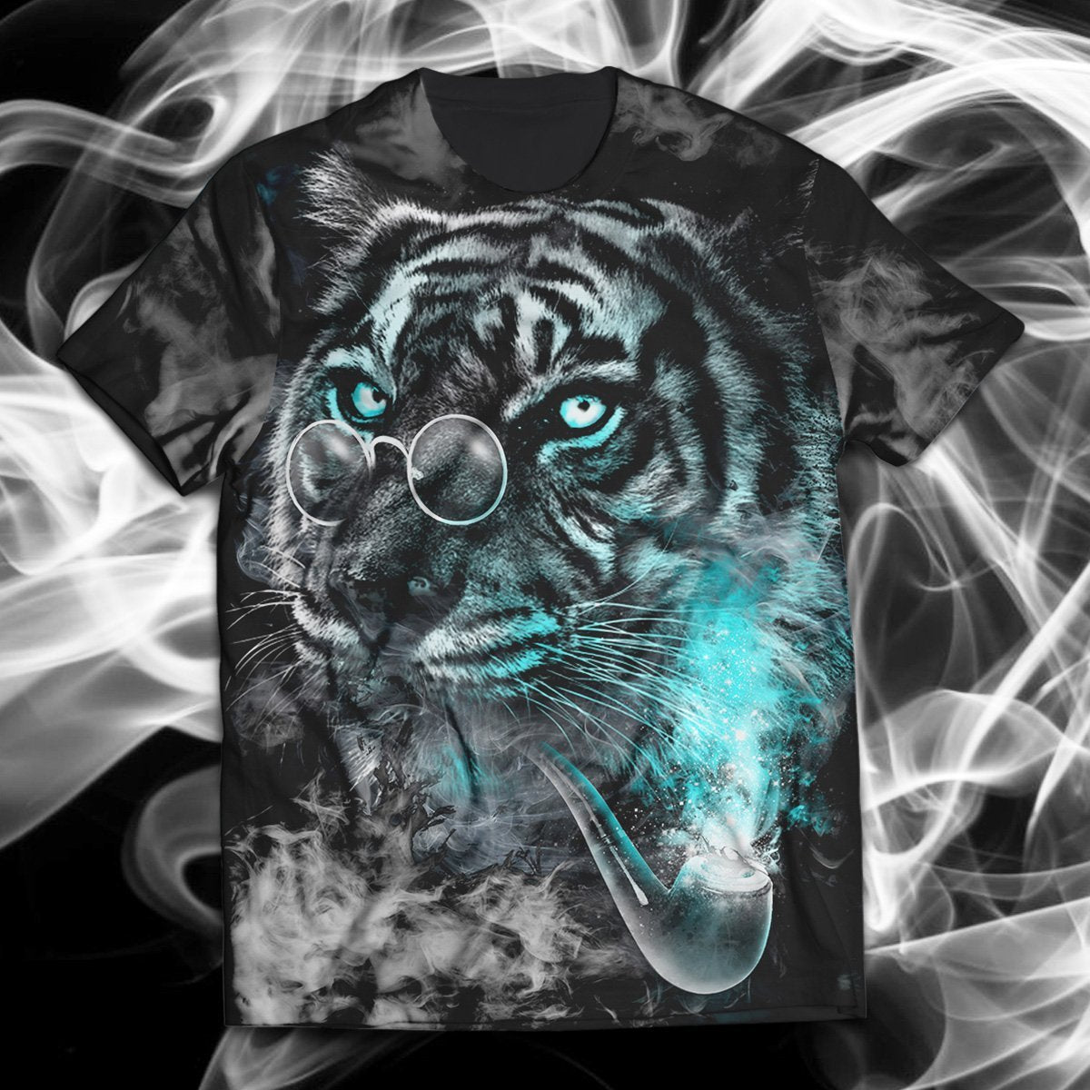 Gentle Tiger Unisex T-Shirt S