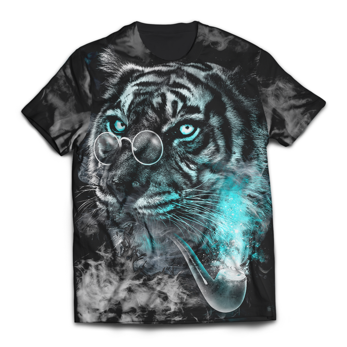 Gentle Tiger Unisex T-Shirt