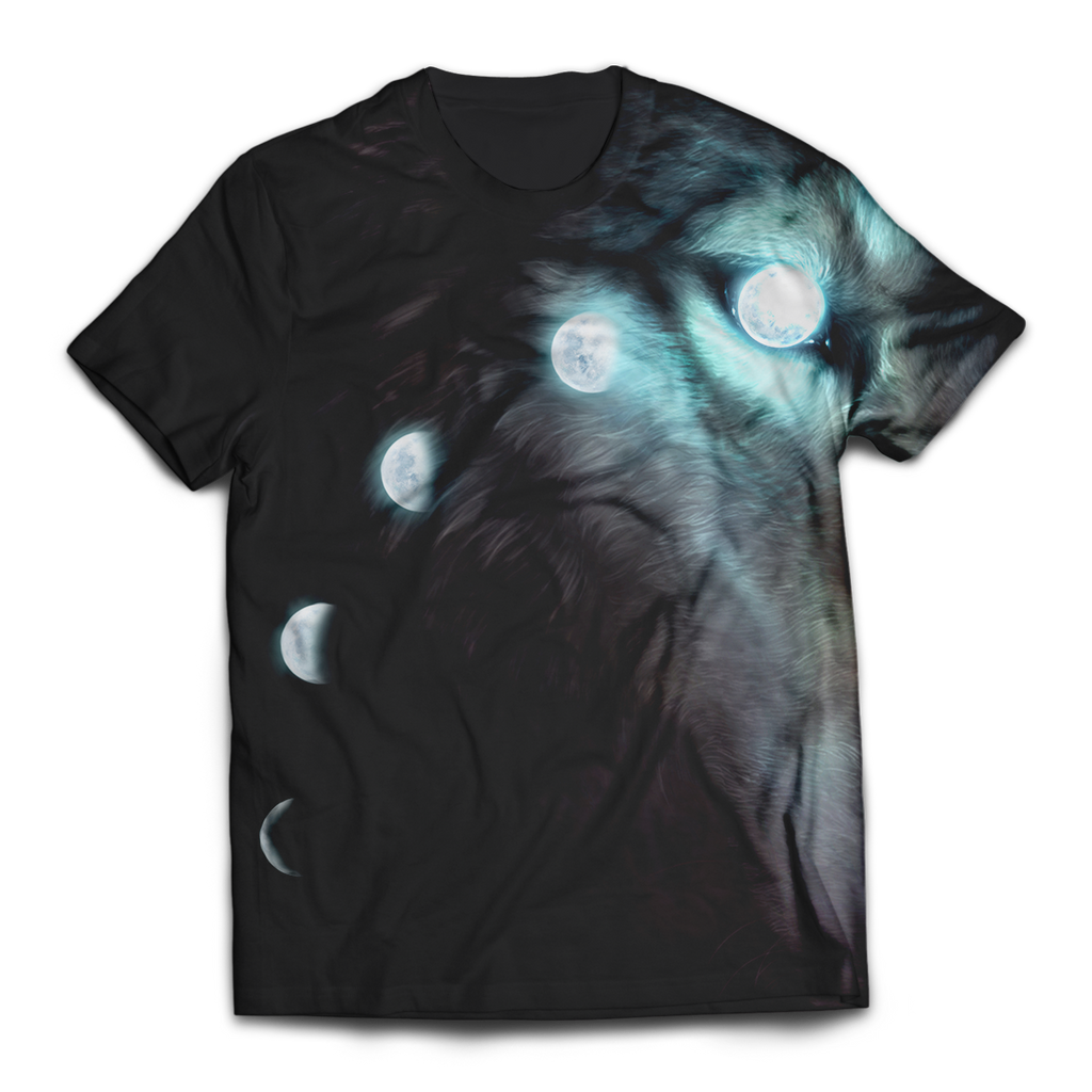 Hunters Moon Unisex T-Shirt M