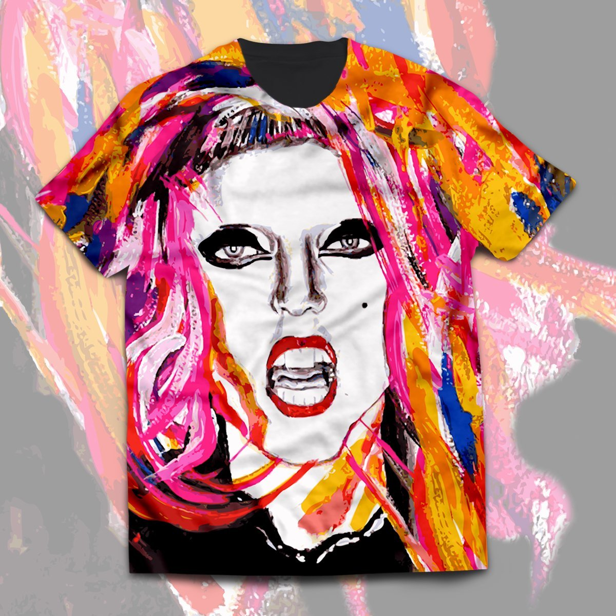 Mother Monster Unisex T-Shirt S