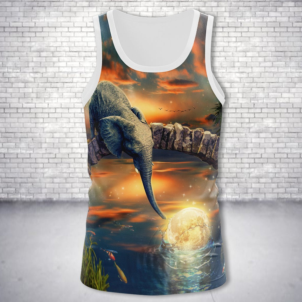 A Little Unisex Tank Tops S Tanktop