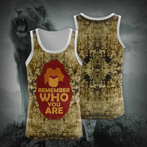 Who You Are Unisex Tank Tops S Tanktop