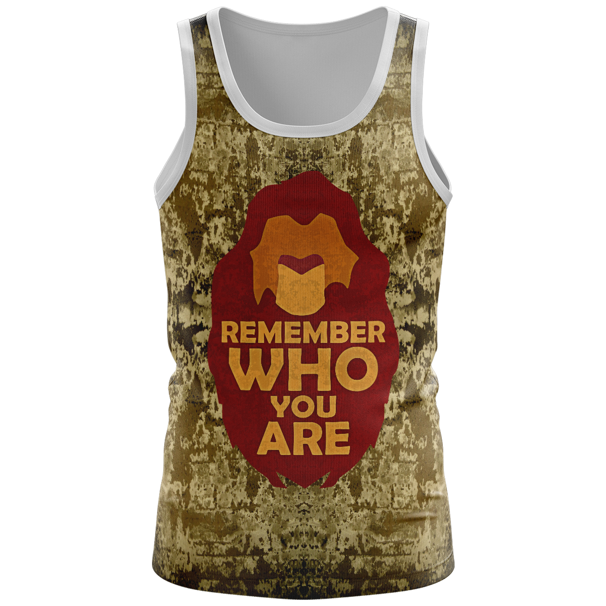 Who You Are Unisex Tank Tops Tanktop