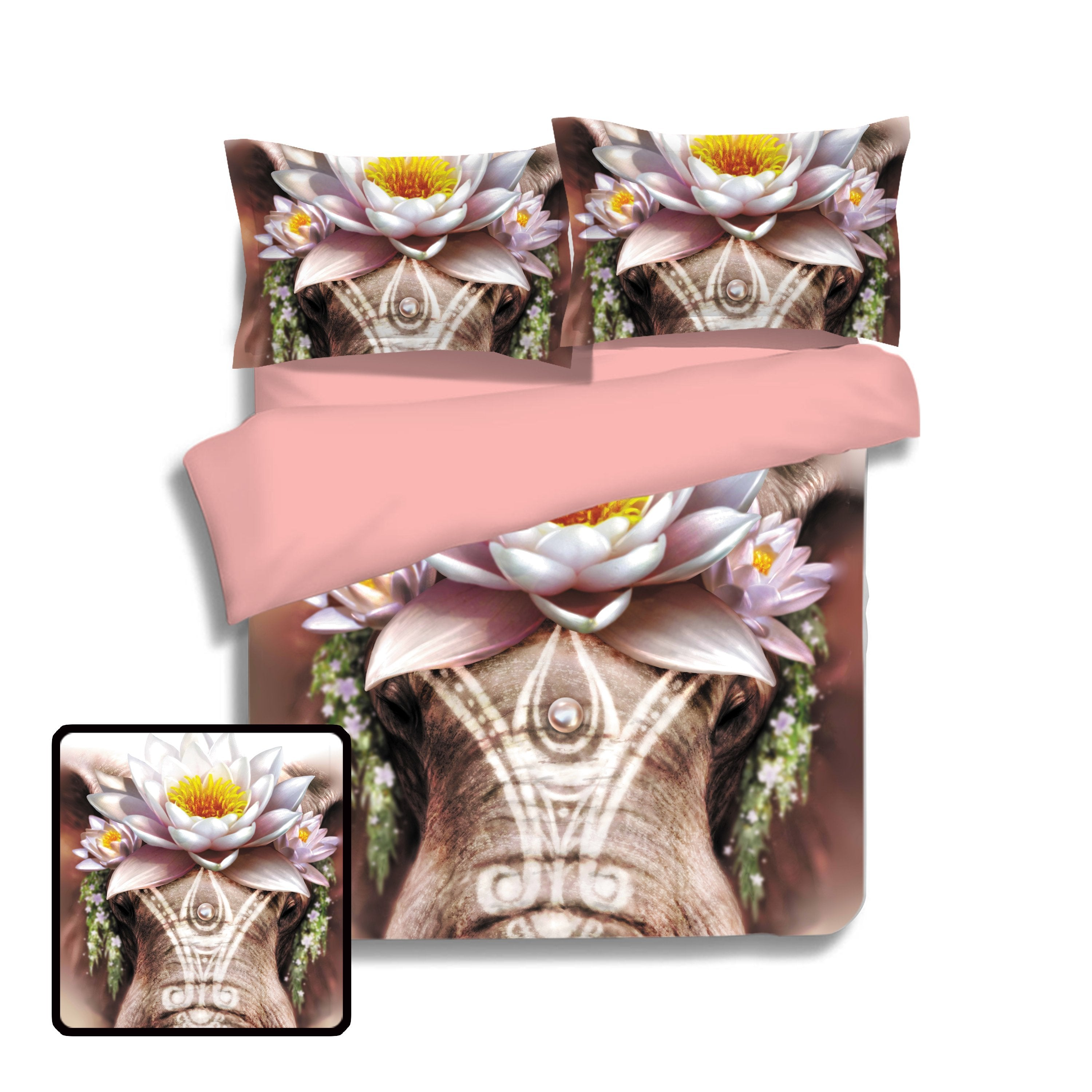The Gentle Beast Bedding Set Twin Beddings