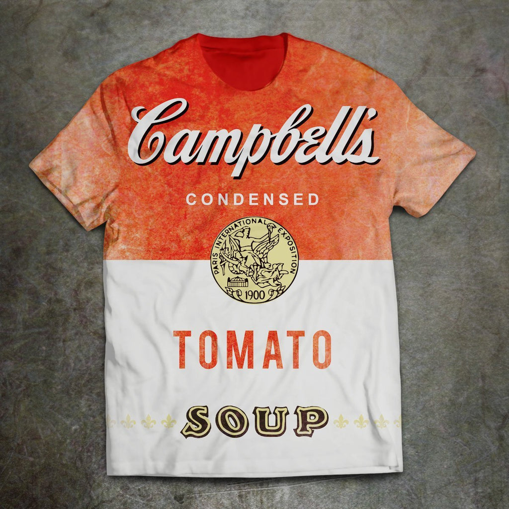 Warhol Campbell Unisex T-Shirt S