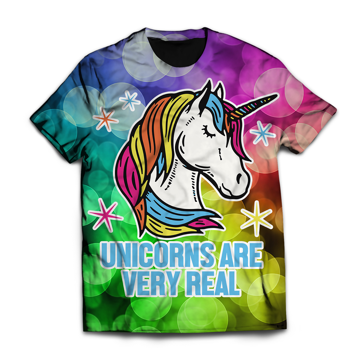 Unicorns Are Very Real Unisex T-Shirt