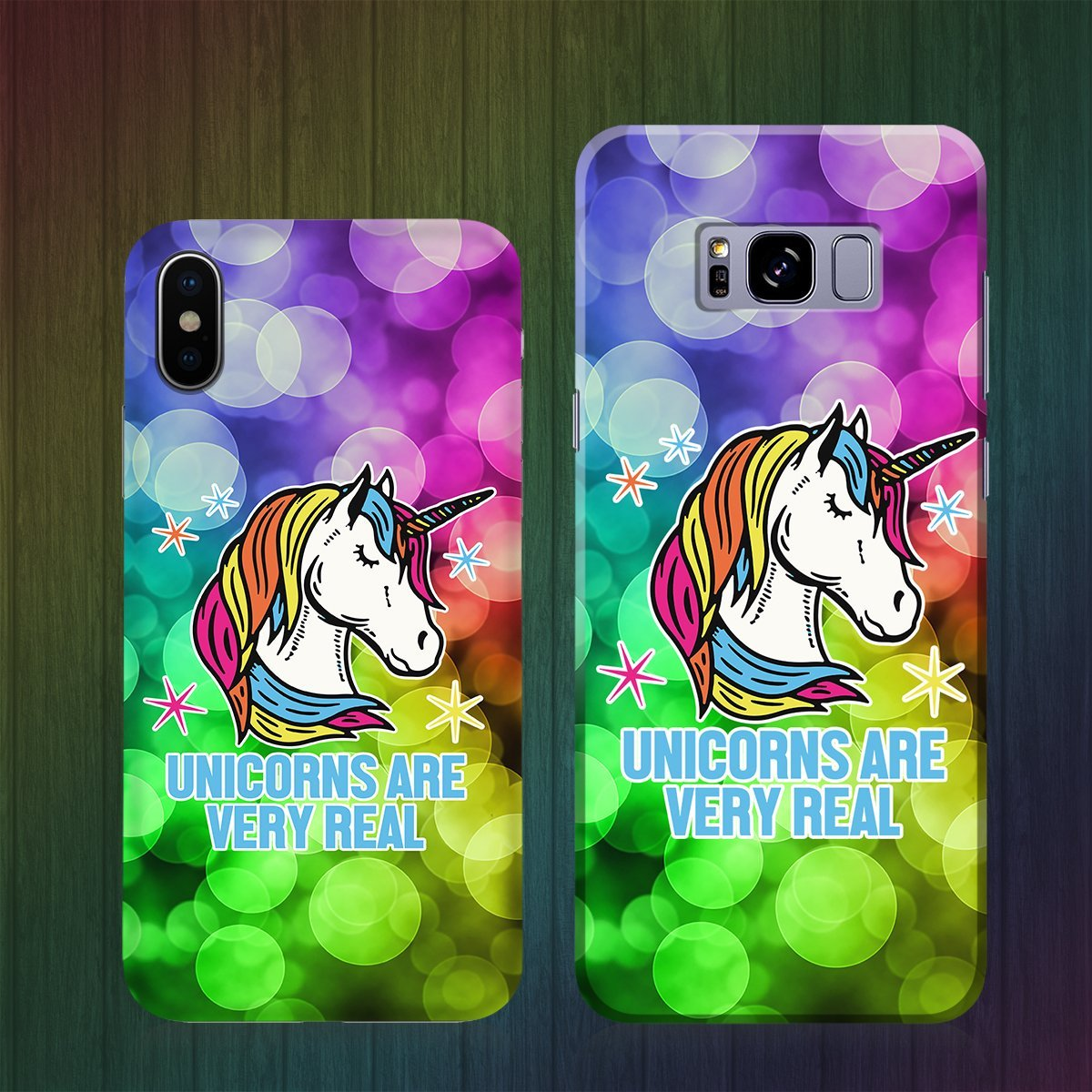 Unicorns Are Very Real Phone Case