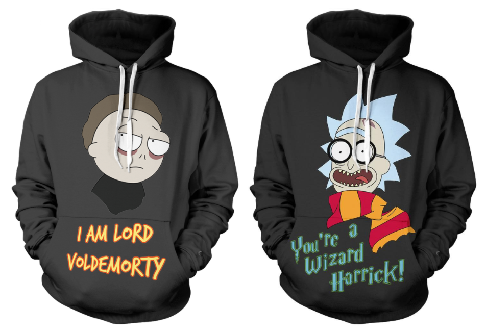 Rick & Morty Bundle 1 M /