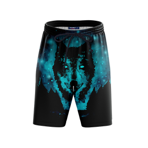 Wolf Spirit Beach Shorts Short