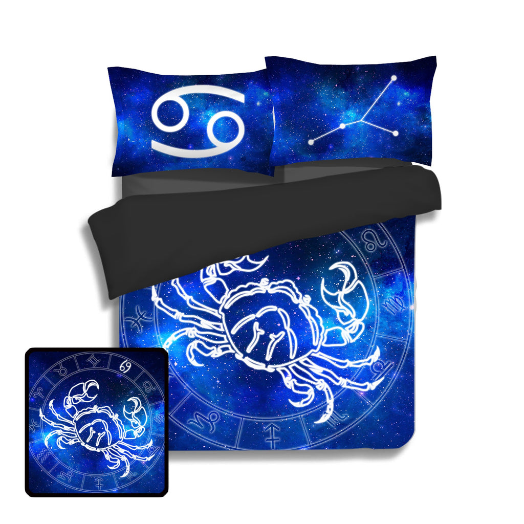Cancer Bedding Set Twin Beddings