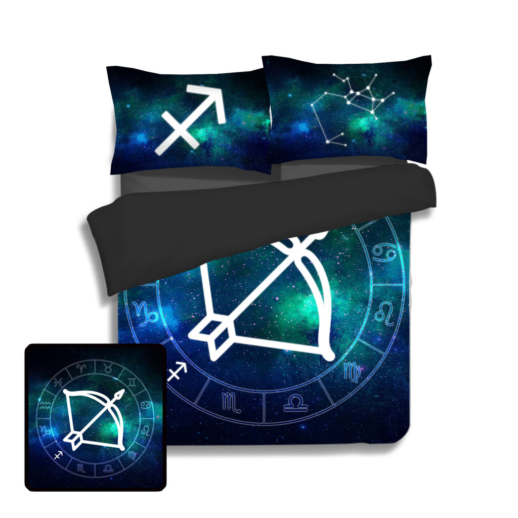 Sagittarius Bedding Set Twin Beddings