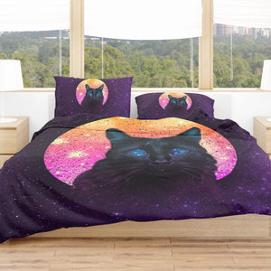 All I Can See Is Space Bedding Set Beddings