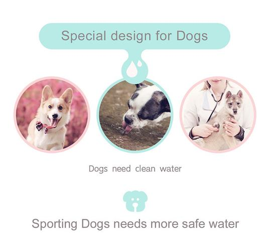 SmartPets™ Doggy Water Bottle