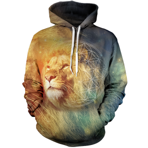 The King Returns Unisex Pullover Hoodie