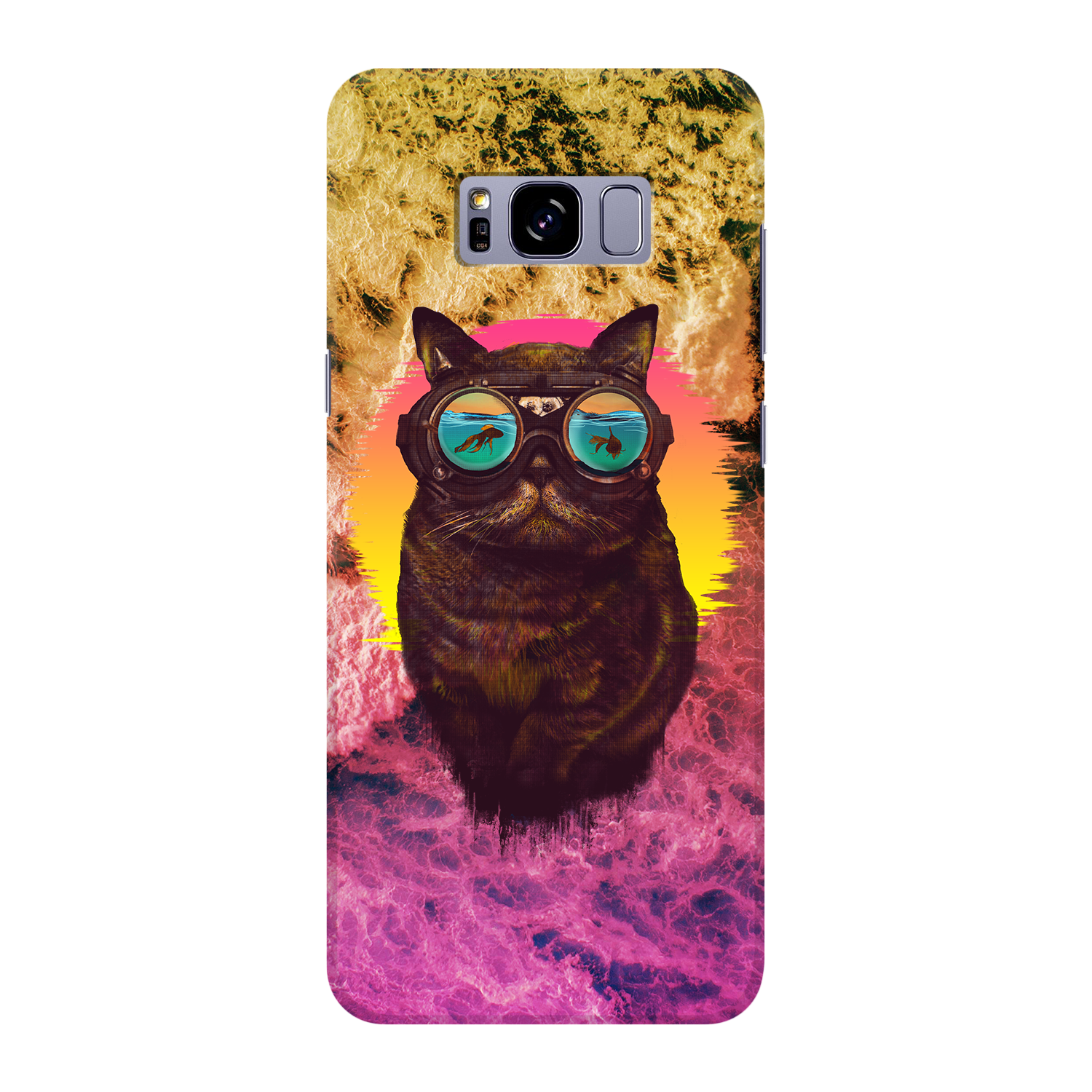 Underwater Punk V2 Phone Case Samsung S7