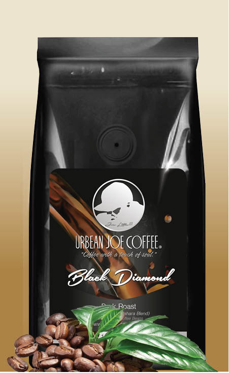 Black Diamond Whole Bean