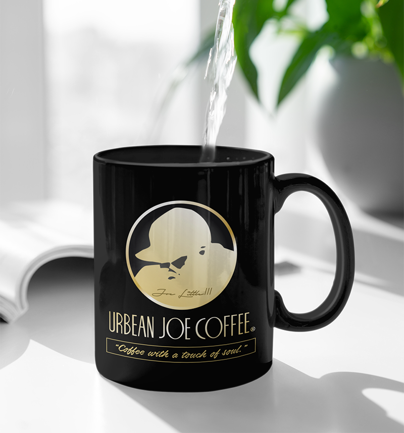 Urbean Joe Coffee 11 oz mug